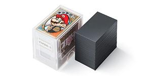 Hanafuda « Mario » (noir)